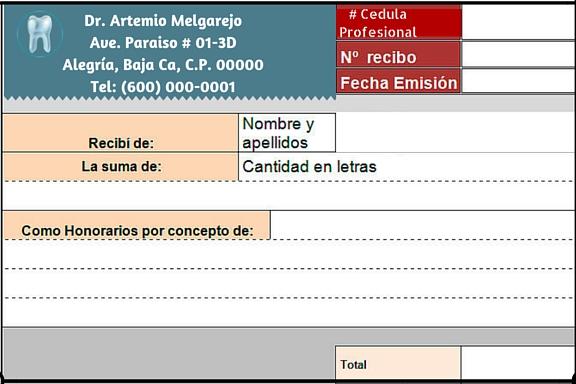 Ave. Paraiso # 01-3DAlegría, Baja Ca, C.P. 00000Tel- (600) 000-0001